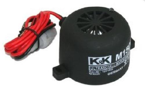 K&K 85123 Marschschreck test