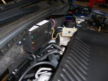Mardersicher Mobil MS12V (Marderschreck mit Ultraschall+Hochspannung) -