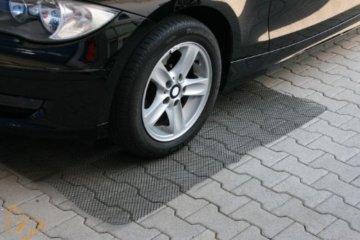 Marderschutz Gitter Marderfurcht Teppich Anti Mardergitter Material PE HD Kunststoff zuschneidbar und Ohne Chemie Umweltschonend - 1